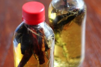 for my homemade chilli oil i use a flavourless oil as i want to only