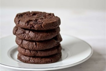 Chocolate sables are a classic French cookie originating in Normandy ...