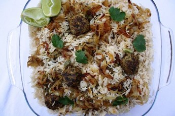 Maunika Gowardhan's spicy rice dish comes flecked with ginger ...