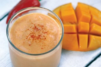 Mango and chilli