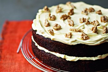 Stella McCartney's carrot cake recipe
