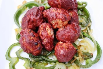 ... Tandoori Paste in this recipe really clings to the cauliflower, and
