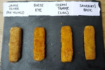 Basic Britain: Fish fingers