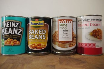 Basic Britain: baked beans