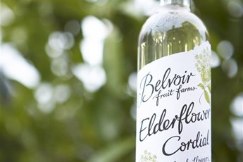 Belvoir Fruit Farms: how elderflower cordial built a business
