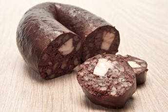 how to make black pudding without blood