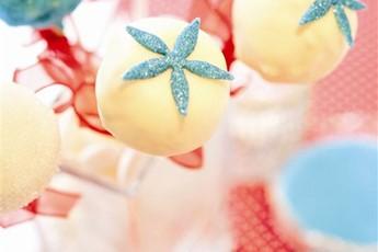 Vanilla cake pops recipe