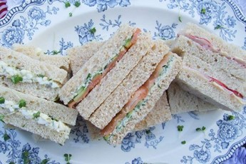Classic British Sandwiches recipe