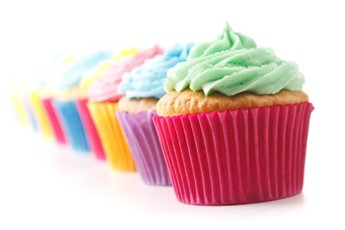 Basic techniques: How to ice cupcakes using a piping bag