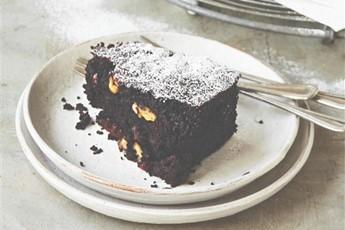 Gluten free mocha fudge cake recipe
