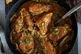 Nagore chicken curry recipe