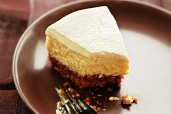 Eric Lanlard's cheesecake recipe