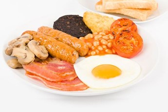 ... ingredients should be in a Full English Breakfast? by Lovefood Team