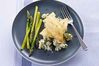 James Martin's saffron haddock recipe