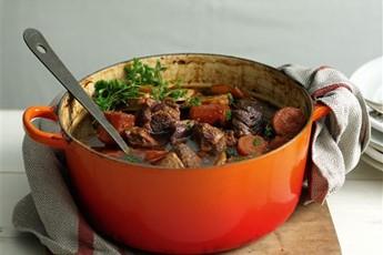 Marco Pierre White's Quick Lamb Stew Recipes — Dishmaps