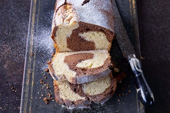 Paul Hollywood's marble cake recipe