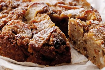 Apple and cider pudding recipe