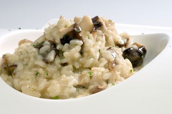 Mushroom Risotto for under £3