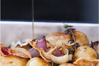 Shaun Rankin uses Jersey Royal 'Pearl' potatoes to make his hearty ...
