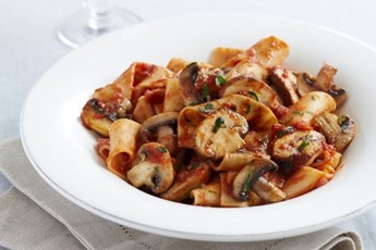 Simon Rimmer's Tarragon And Pancetta Mushrooms Recipes — Dishmaps