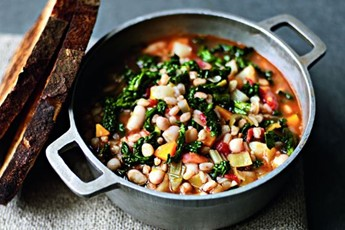 Stella McCartney's winter minestrone recipe