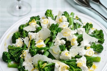 walnuts ricotta and lemon broccoli soup with lemon and ricotta recipes ...