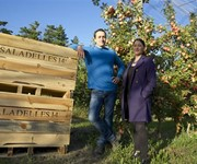 Lovefood meets… a Pink Lady apple farmer