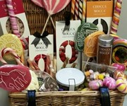 Win a hamper 'choc'-full of candy and sweet treats