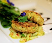 Pan-fried crab cakes recipe