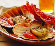 Maria Elia's Blueberry And Cardamom Glazed Ham Recipes — Dishmaps