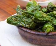 Anjali Pathak's paprika Padron peppers recipe