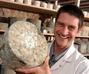 Lovefood meets... a cave-maturing, carbon-neutral cheesemaker