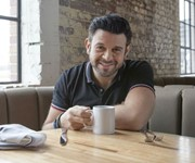 Adam Richman on his 'non-chef' cookbook Straight Up