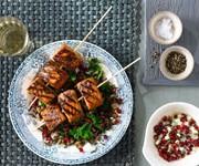 Gizzi Erksine's Smoked Salmon Omelette Recipes — Dishmaps