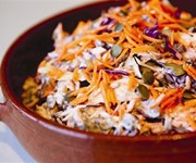 Make it don't buy it: crunchy coleslaw recipe