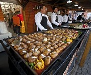 Autumn 2015 UK food and drink festivals and events
