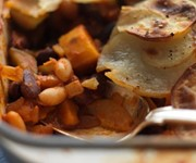 The Hairy Bikers' spicy bean hotpot recipe