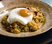 Smoked haddock kedgeree recipe
