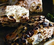 Salmon with dill and horseradish recipe