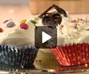Eric Lanlard's vanilla cupcakes recipe
